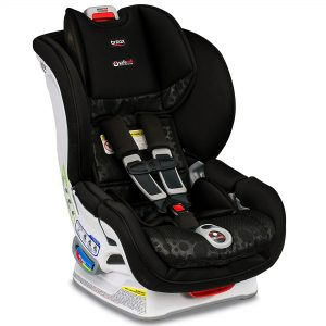 Best Convertible Car Seat-Britax Marathon ClickTight Impact Protection, Bubbles