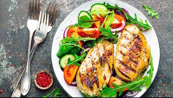 Chicken Breast Weight