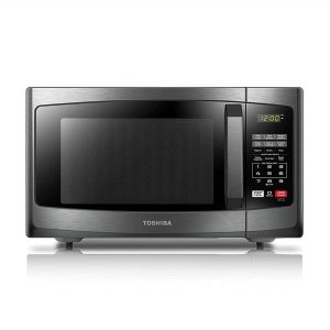 Toshiba Microwave Oven with Sound On/Off ECO Mode