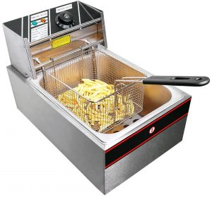 Electric Countertop Deep Fryer By Yescom