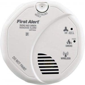 Carbon Monoxide SCO500B Detector