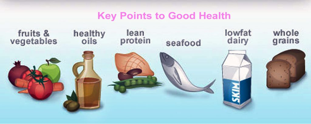 Key Points to Good Health