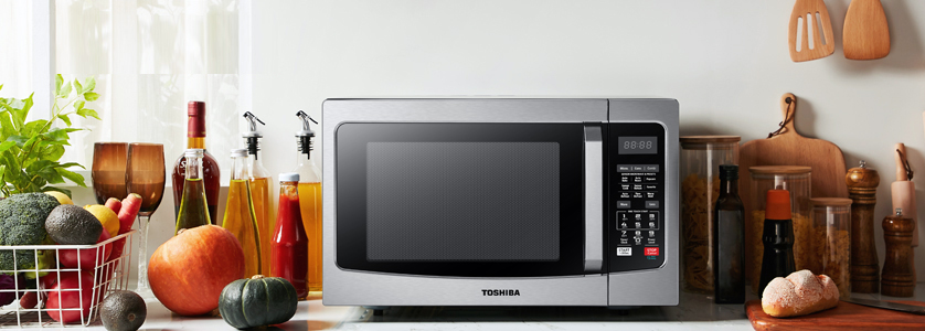 Top Review Microwave with Pizza Oven