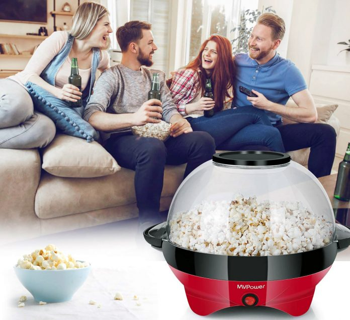 Best Home Popcorn Maker