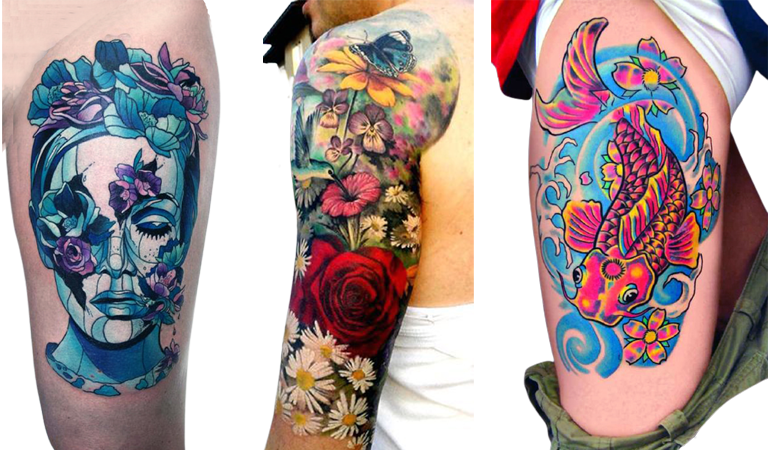 Best Quality Tattoo Material