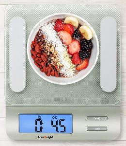 Digital Kitchen Multifunction Food Scale for Cooking