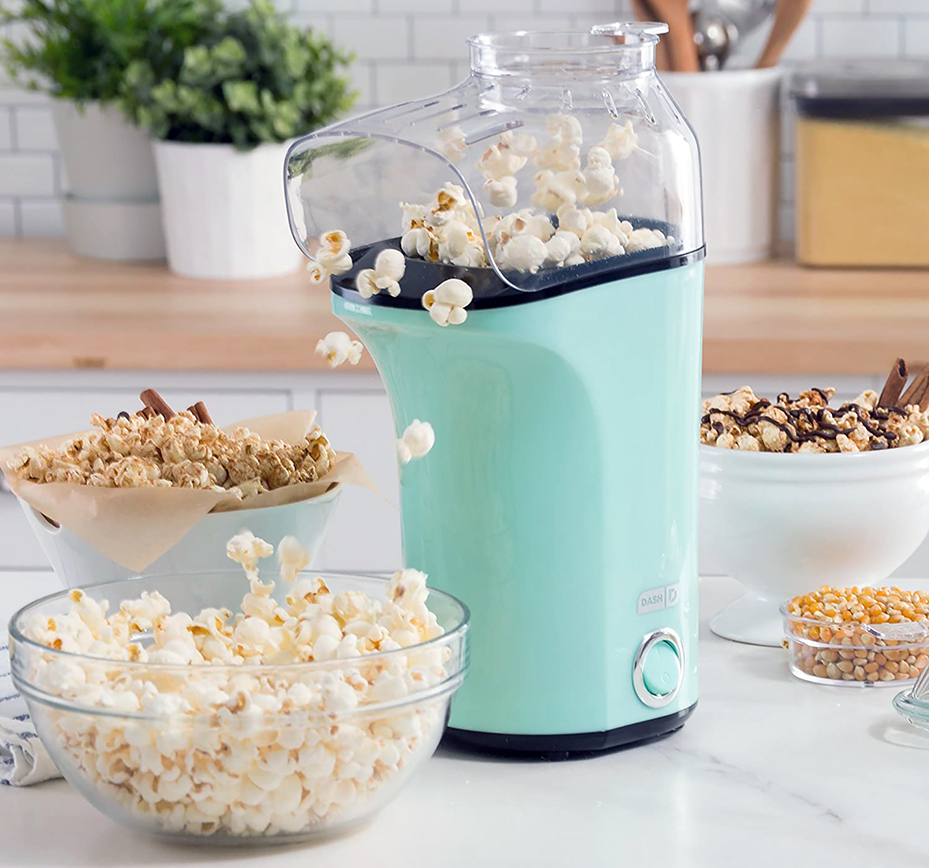 Best Popcorn Maker for Home Use