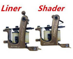Liner andShader Tattoo Machine