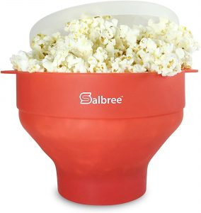 Microwave Silicone Popcorn Maker