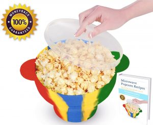 Microwave Popcorn Popper Recipes