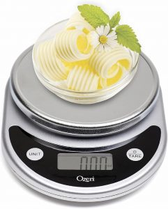 Pronto Digital Multifunction Kitchen and Food Scale