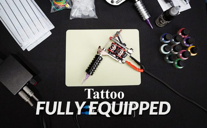 Tattoo Equipment for Every Artist