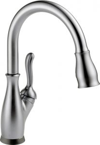 Delta Touch Kitchen Pull-Down Sink Faucet