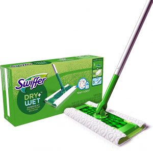 All Purpose Floor Mopping and Cleaning Starter Kit - Swiffer