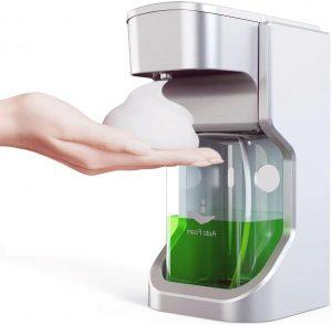 Automatic Adjustable Soap Dispenser