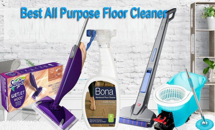 Best All Purpose Floor Cleaner