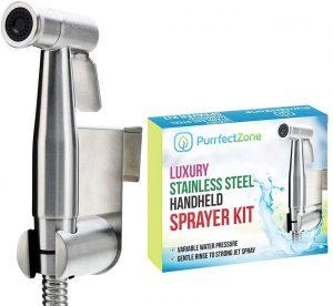 Bidet Sprayer for Toilet and Baby Cloth Diaper Sprayer