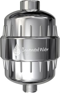 Invigorated Water Multi-Stage Shower Filter