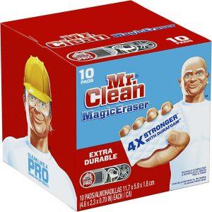 Magic Eraser Original, Cleaning Pads - Mr. Clean