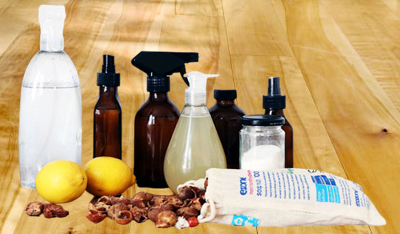 Natural Cleaning Liquids