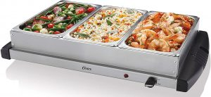 Oster Stainless Steel Buffet Server Warming Tray
