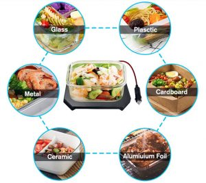 Features of Portable Food Warmer