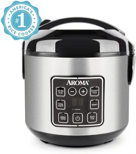 Rice Cooker, Warmer and Steamer