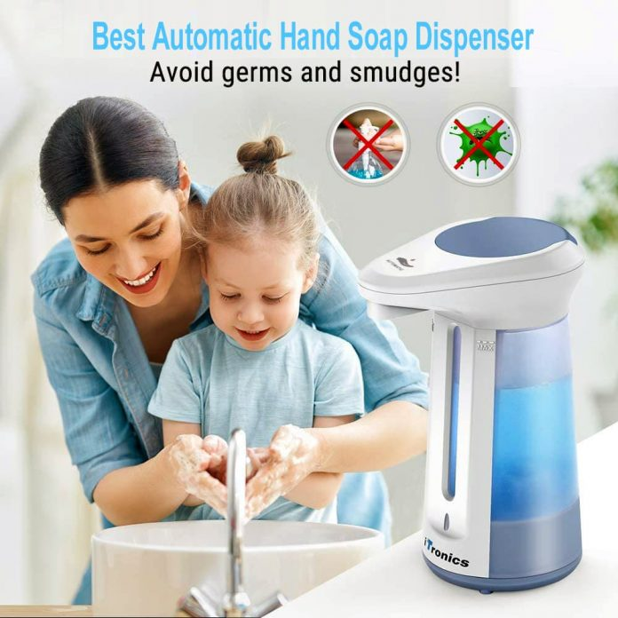 best automatic hand soap dispenser
