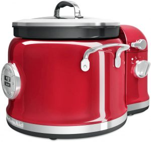 Candy Apple Multi-Cooker with Stir Tower – KitchenAid