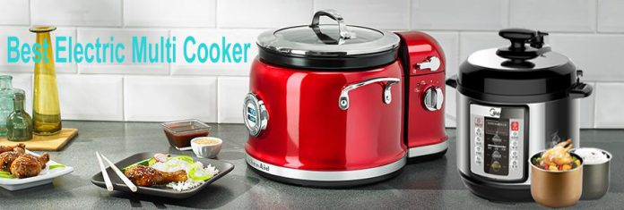 best electric multi cooker
