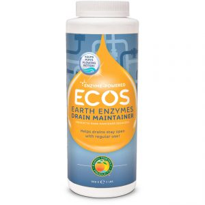 ECOS Earth Enzymes Drain Maintainer Friendly Products