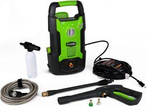 GPM Pressure Washer - Greenworks