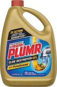 Liquid-Plumr Pro-Strength Full Clog Liquid Drain Cleaner