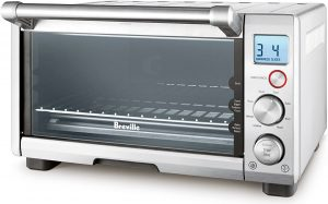 Compact Electric Toaster Smart Oven