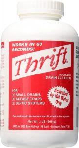Thrift Marketing GIDDS Drain Cleaner