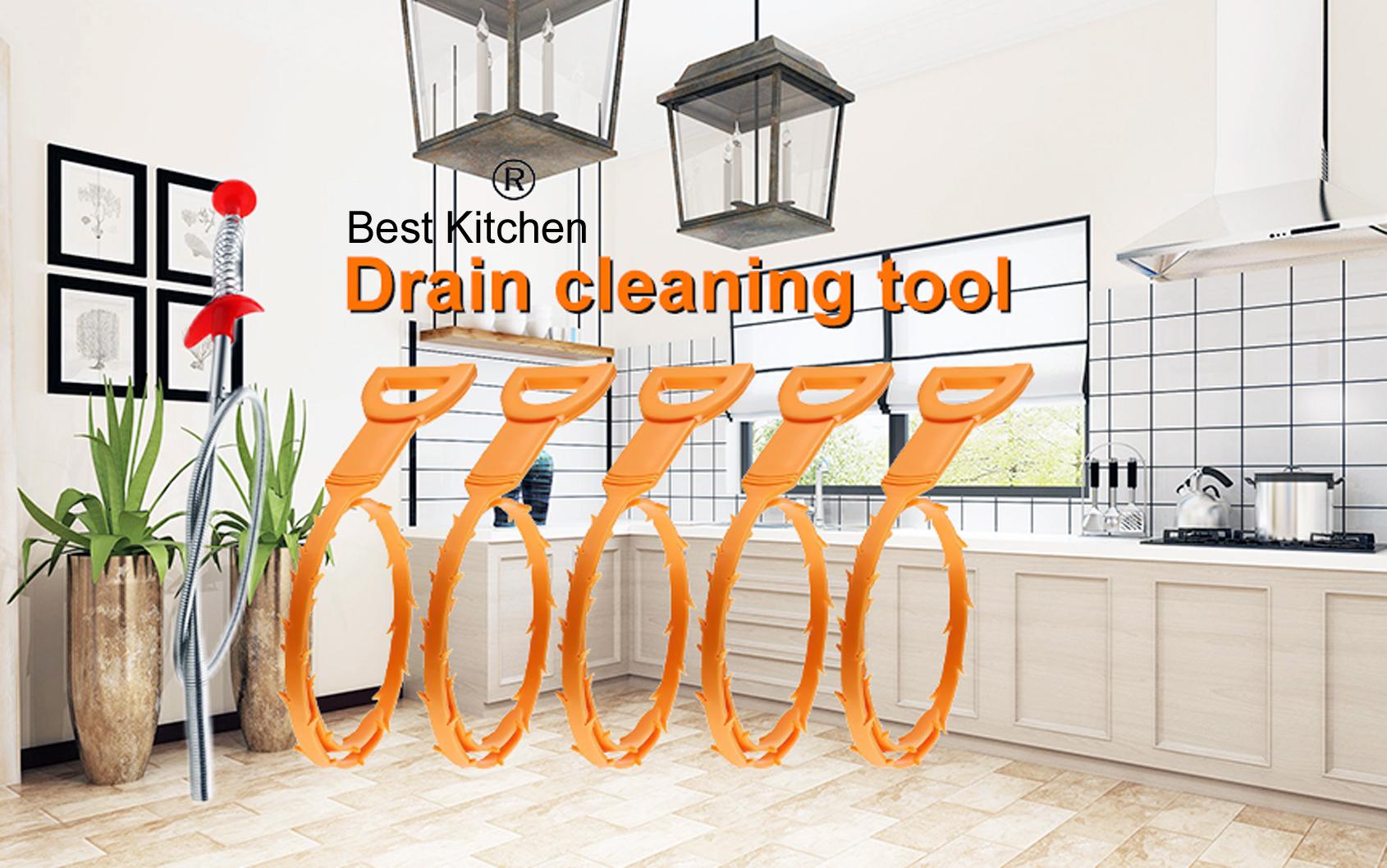 best kitchen drain cleaner