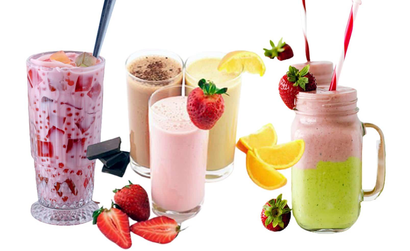 Shaker Bottle Recipes To Drink Diet