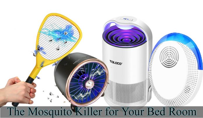 best mosquito killer for bed room
