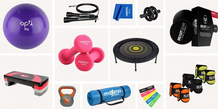 Fitness Equipment for Home Workouts