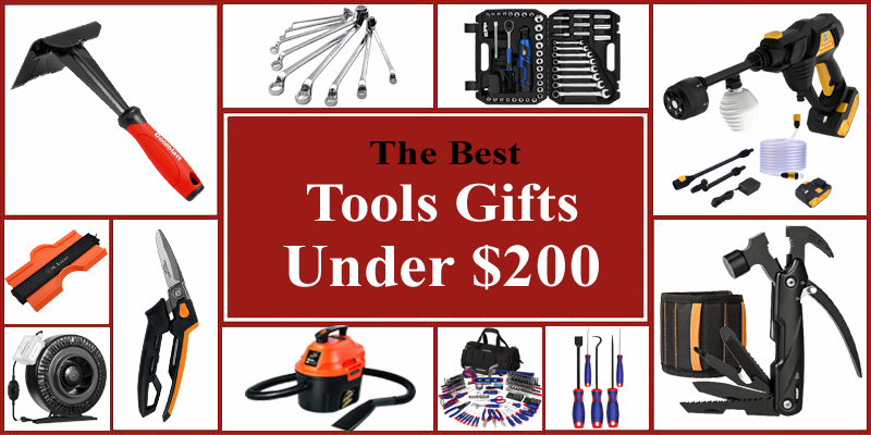 Tools Gifts Under $200