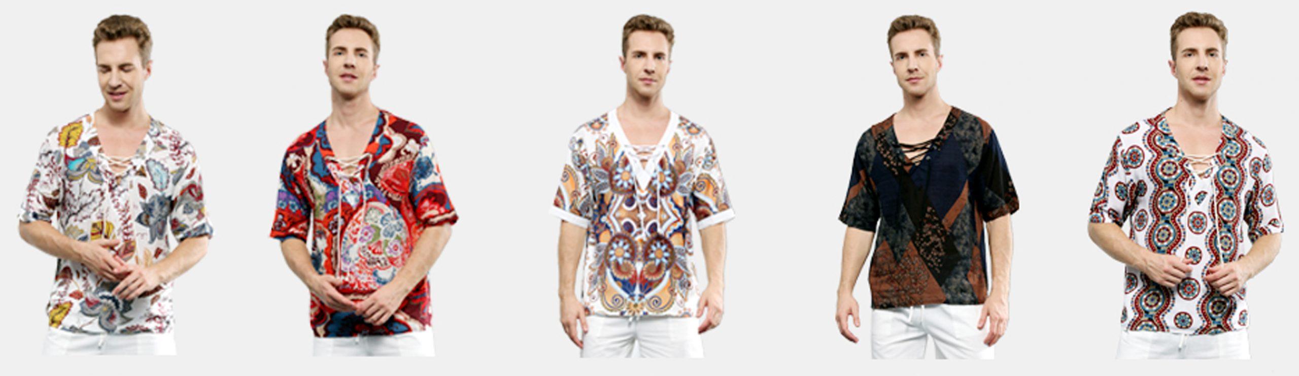 Men's Dress Shirts Styles