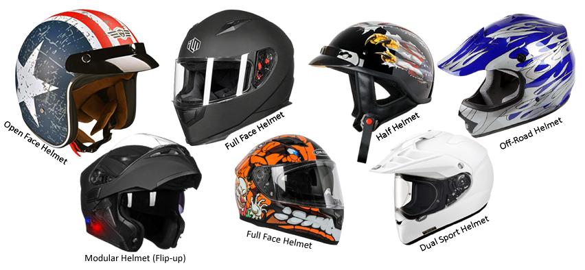 Motorcycle Helmet Buying Guide