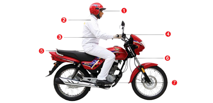Motorcycle Riding Safety Guides