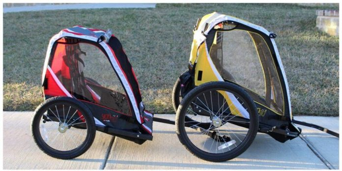The Ultimate Guide To Picking A Bicycle Trailer