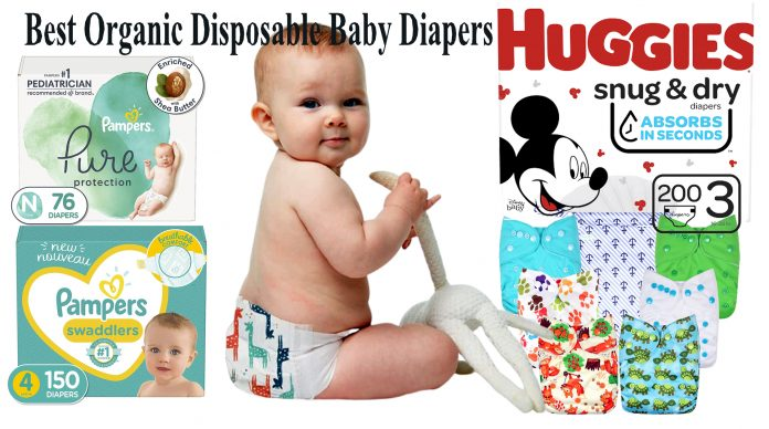 Best organic disposable baby diapers