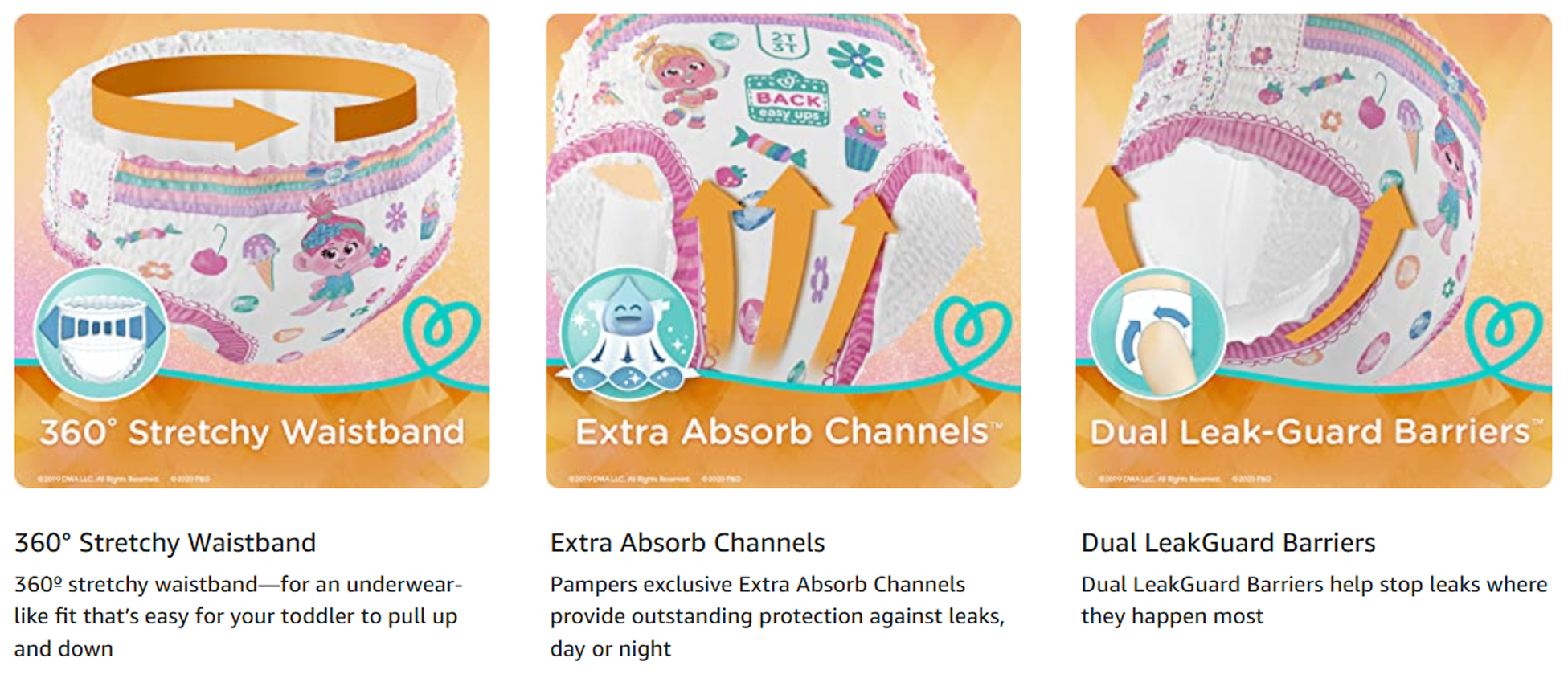 Check Out Ingredients for Non-Toxic Diapers