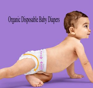 Adorable Disposable Baby Diapers