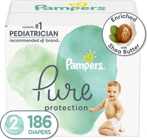 Disposable Baby Pampers Pure Protection
