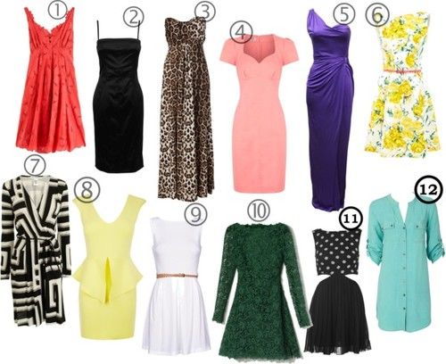 Dresses Every Woman Should Know