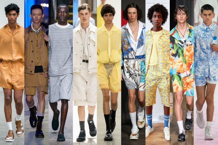 fashion trends for spring and summer